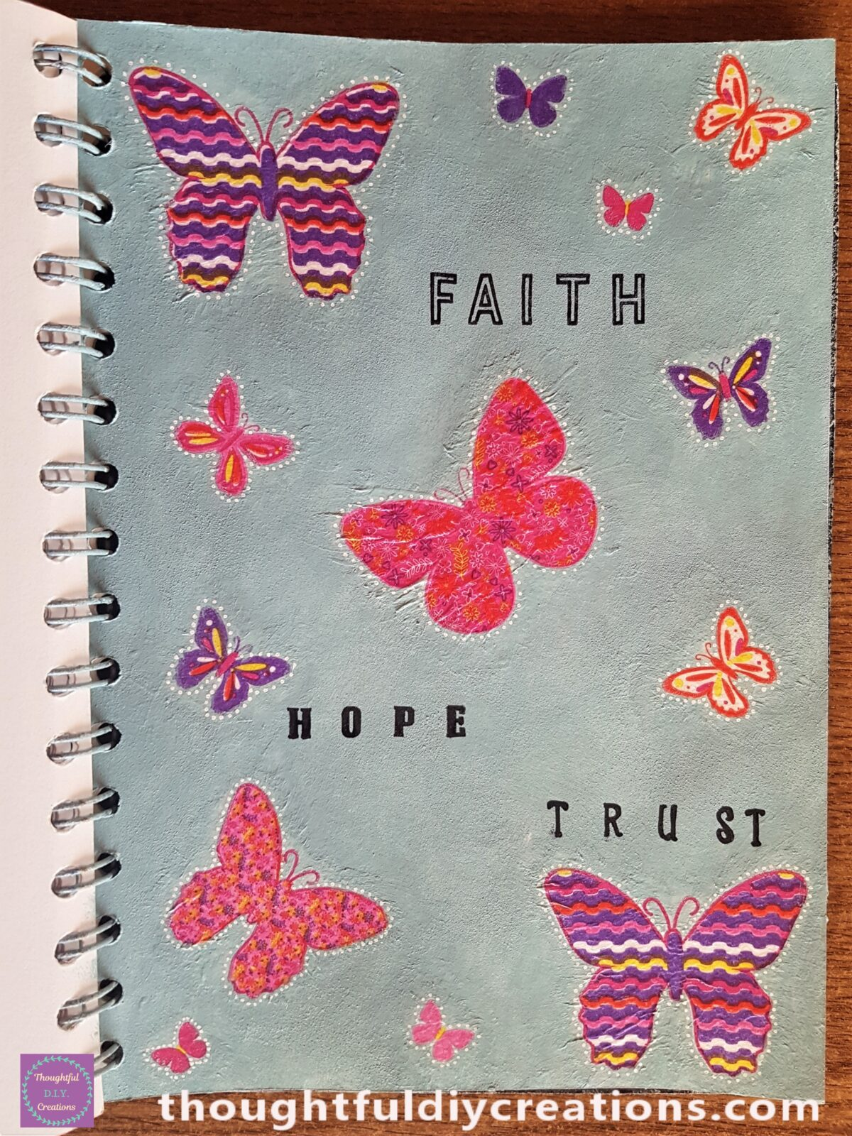 Art Journal Archives Thoughtfuldiycreations